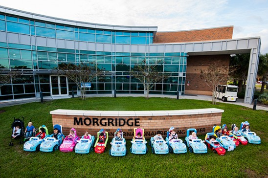 UCF Go Baby Go! Provides Modified Toy Cars for 16 More Children