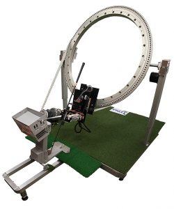 "The DNA Ring Swing Trainer - a first of its kind training system allowing golfers to ""feel"" the successive mechanics of their personalized ideal swing - will make its industry debut at the 2016 PGA Merchandise Show in Orlando, FL, where it will be unveiled and demoed to the golf industry."