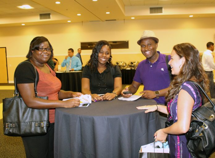 Multicultural Academic & Support Services partnered with Transfer and Transition Services to host a student reception.