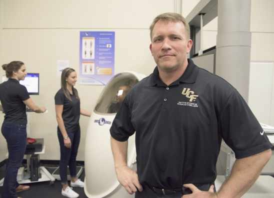Sport and Exercise Science Professor Triumphs with Teamwork