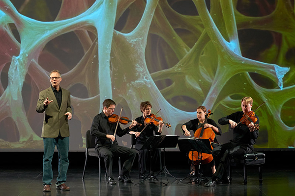 Crossroads Concert, Workshops to Focus on Global Sustainability