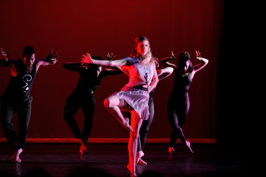 Dancers to Kick Off 9-Day UCF Celebrates the Arts Festival