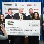 Dr. Phillips Charities Contribute $3 Million to UCF Downtown