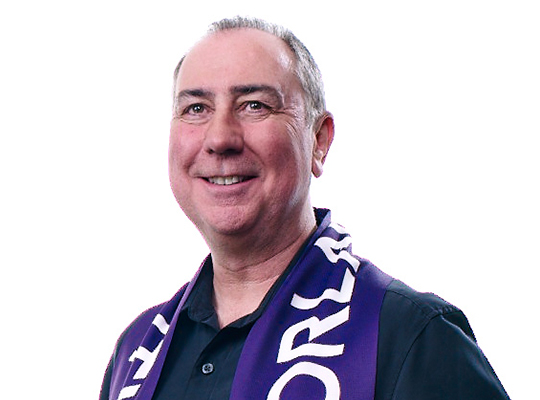 Phil Rawlins, Founder and President of Orlando City Soccer