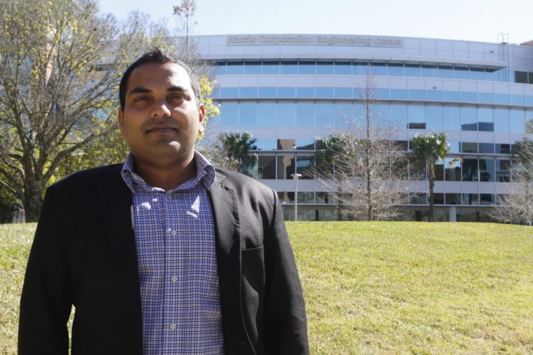 Subith Vasu, an engineering professor