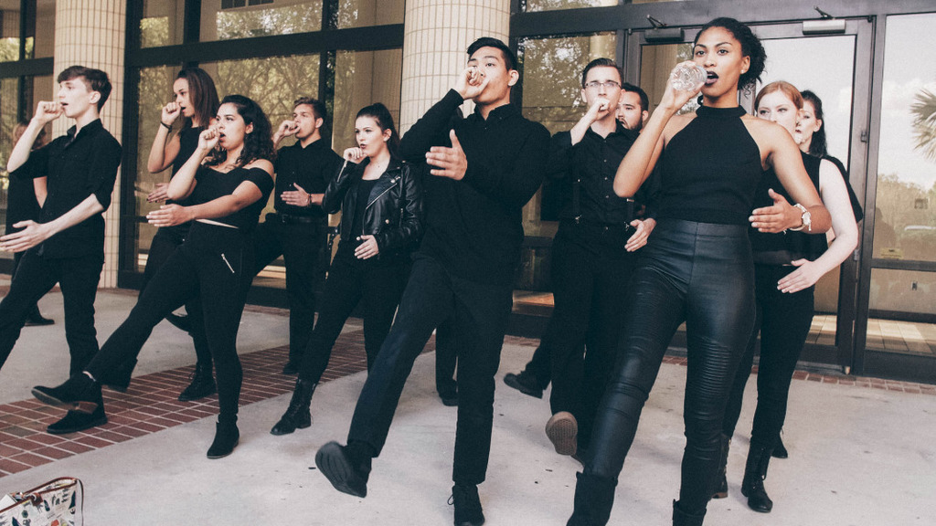 Feed image for UCF's Voicebox Reaches International A Cappella Finals
