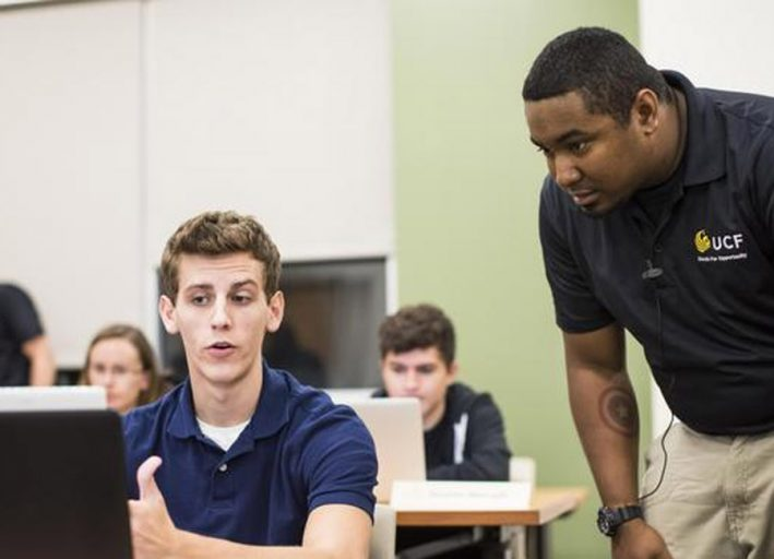 UCF, Businesses Boot Up for Coding Camps