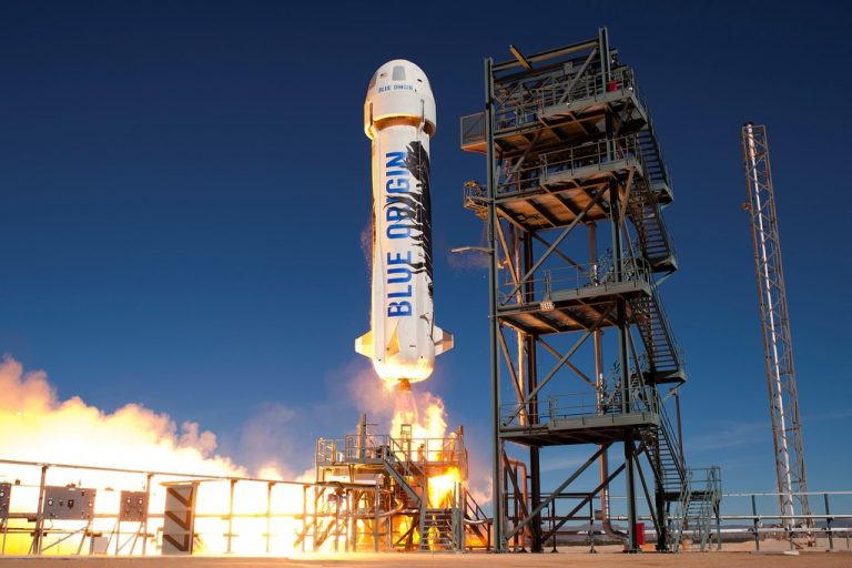 Blue Origin's Spacecraft