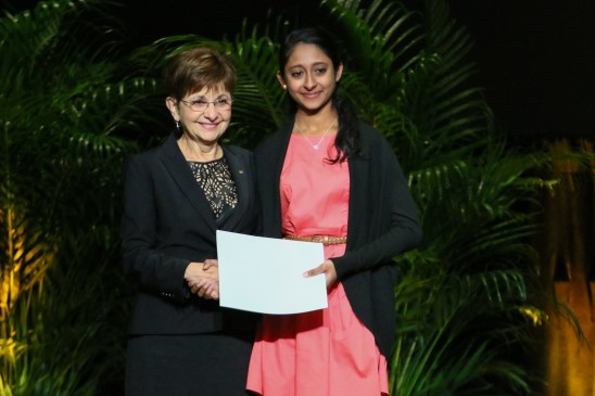 UCF Honors Best and Brightest Students on Founders' Day