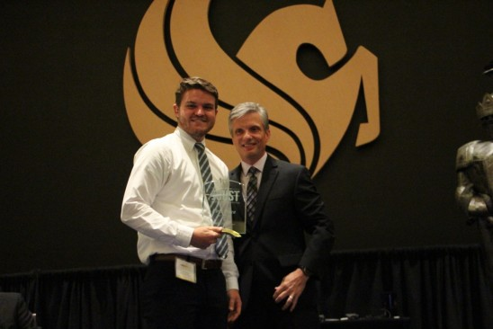 Capacitech Energy, LLC Wins UCF's Shark Tank-Style Joust