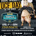 Our Knights Ride Bulls: 2016 UCF Day at the Rodeo