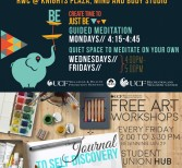 UCF Offers Stress Relieving Events