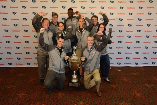 Three-Peat: UCF's Cyberdefense Team Wins 3rd Straight National Championship