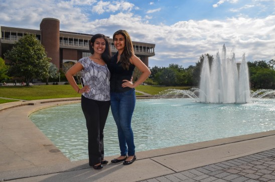 Work at Google HQ and in the Classroom Ahead for Sister UCF Graduates