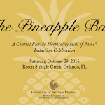 Bill Davis, Kathie Canning to be Inducted into Central Florida Hospitality Hall of Fame®