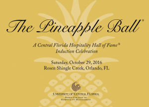 Bill Davis, Kathie Canning to be Inducted into Central Florida Hospitality Hall of Fame® Thumbnail