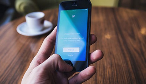 Stressed at Work? Your Tweets May Be Giving You Away