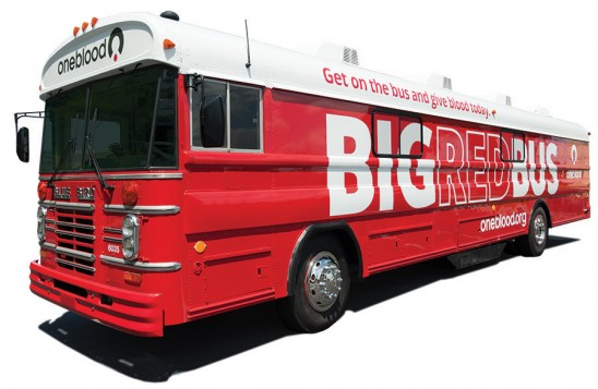 UCF Blood Drives: June 20 and June 27