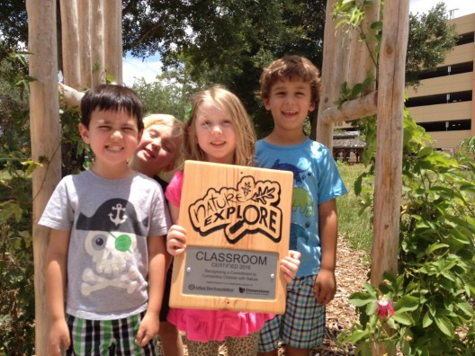 UCF's Creative School Recognized for Taking the Classroom Outside