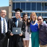 A Knight's Story from High School to College to Graduation