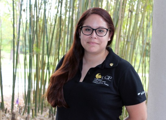 UCF Cybersecurity Champ Awarded One of Seven National Veteran Scholarships