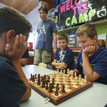 Students Building Chess Dynasty at UCF