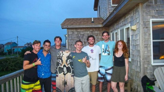 UCF Kiteboarding Knights Win National Championship