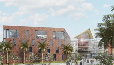 UCF's 1st Building to be Transformed into '21st Century Library'