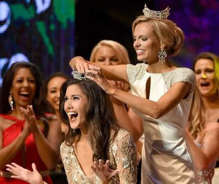 ucf student wins Miss Florida Pageant
