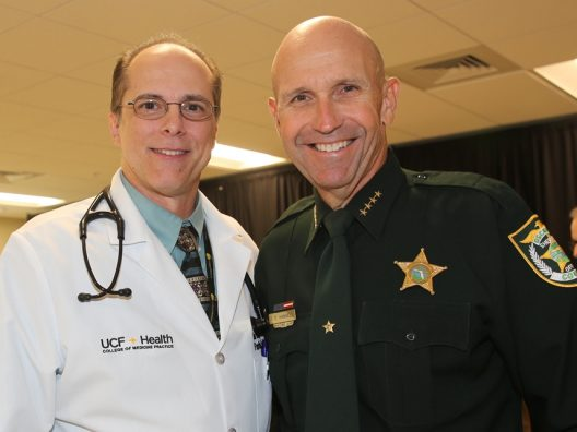 UCF Health Center Opens For Sheriff's Office
