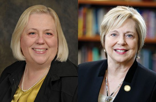 Nursing Expands Leadership with Two New Associate Deans
