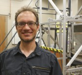 For the Love of Halley's Comet, Researcher Ready for OSIRIS-REx Mission