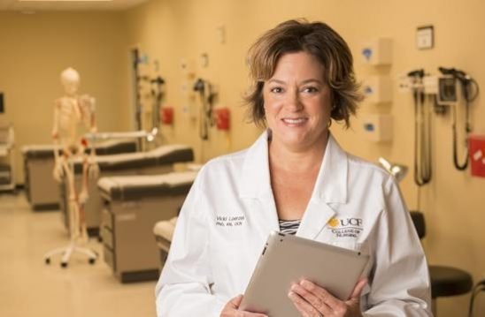 Loerzel Appointed to Endowed Professorship in Oncology Nursing
