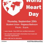 World Heart Day: Learn Hands-Only CPR Thursday
