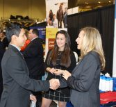 Students have the Opportunity to Meet Employers
