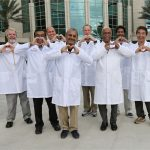 Heart Heroes Walking and in the Labs at UCF