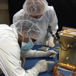 Science Team for NASA Mission Meets in Orlando to Prep for Thursday Launch
