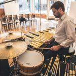 UCF Percussionist to Perform Soundtrack Based on SunRail Trip