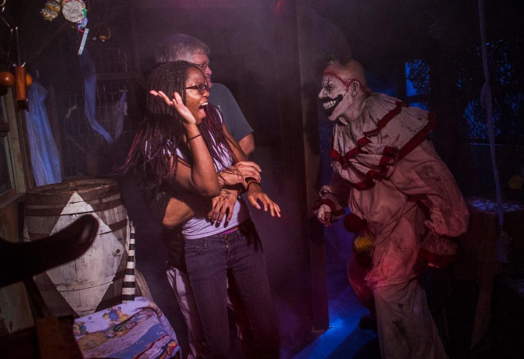 Feed image for Halloween Haunted Houses, Horror Nights Tap Into Our Primal Brains