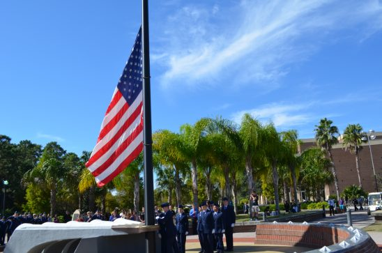 A Month of Honor, Remembrance for Veterans