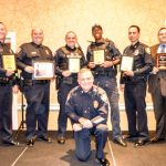 UCFPD Recognized at Local MADD Ceremony