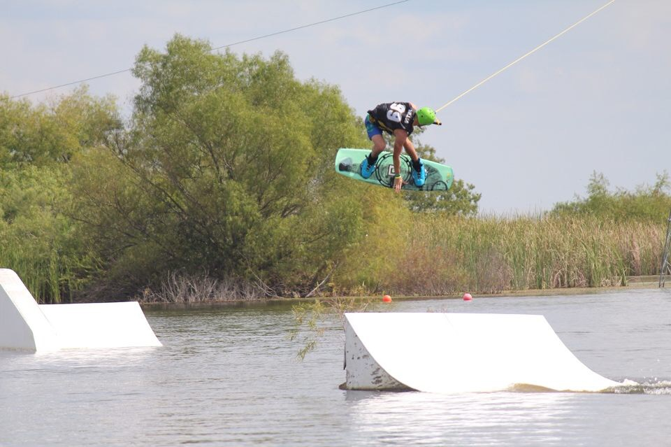 Feed image for UCF Wakeboarding Team Earns Another National Title