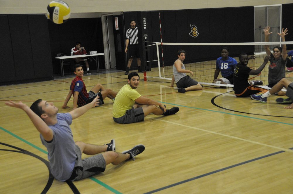 Rio Paralympics Inspires UCF's 1st Intramural Leagues for Adaptive Sports