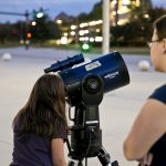 UCF to Host Moon Viewing Thursday at Reflecting Pond
