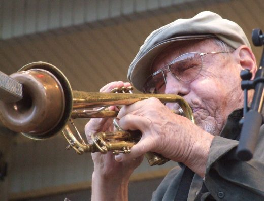 Jazz Legend Ira Sullivan to Join Flying Horse Big Band in Concert