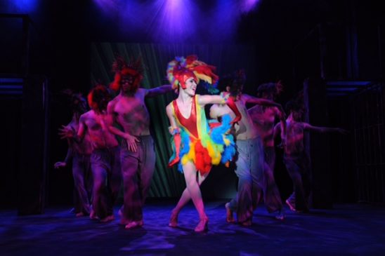 Musical Theater Alumna Offers Advice to Students