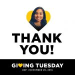 Giving Tuesday Raises $30,000 for Students