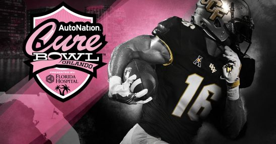 Knights Accept Cure Bowl Invitation