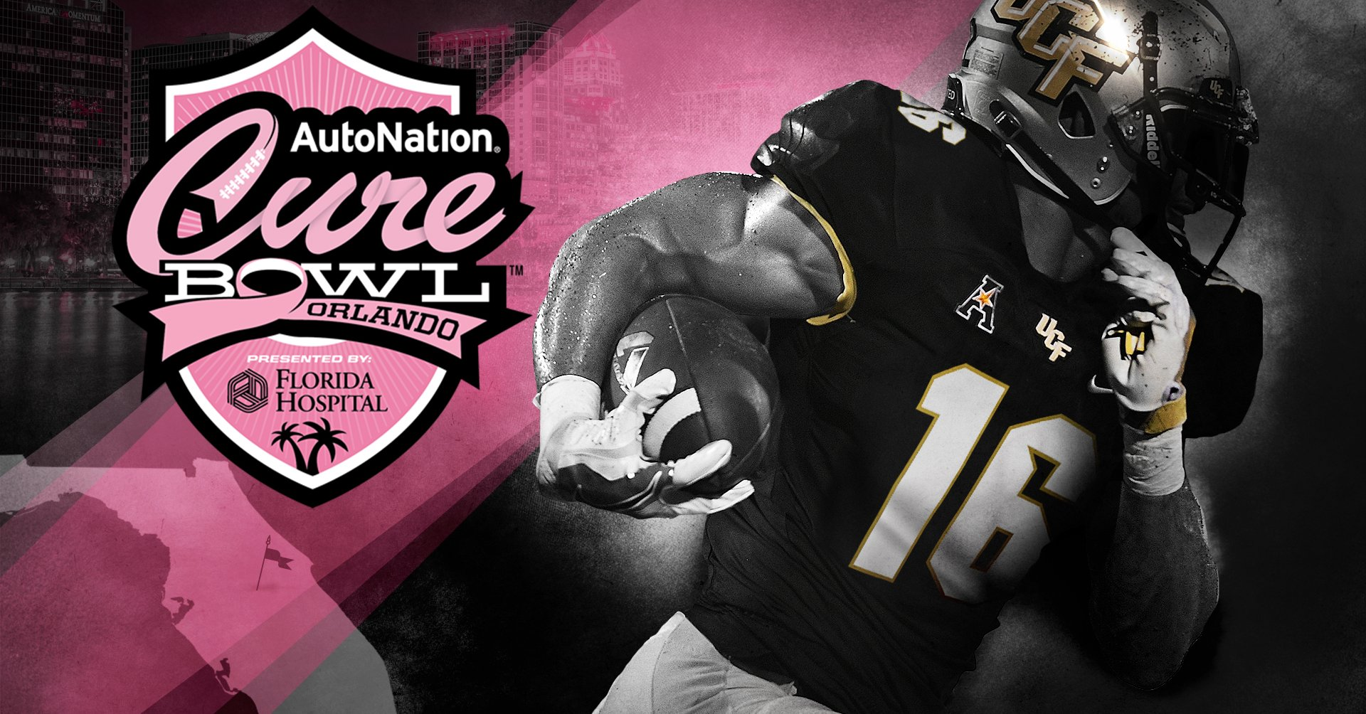 Feed image for Knights Accept Cure Bowl Invitation