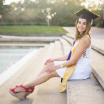 Graduation Marks Milestone for College of Business Student, Family